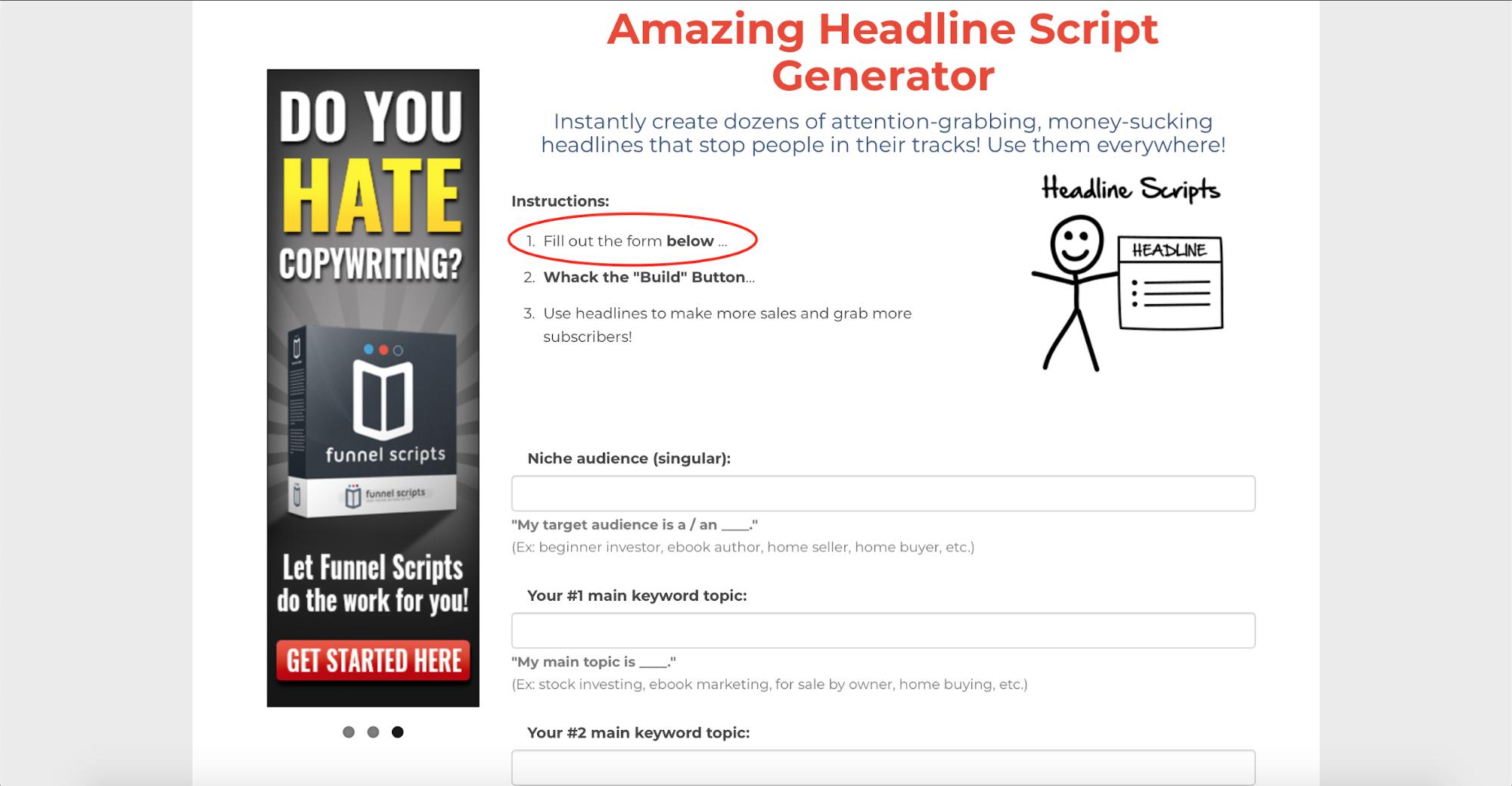 free headline generator