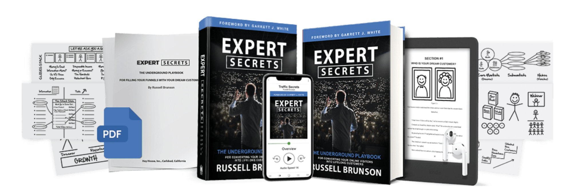 expert secrets review book