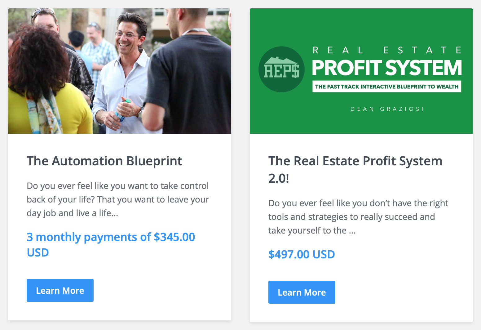 the real estate profit system